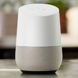 Picture from Google offers a deal on the Google Home smart speaker just in time for Mother's Day