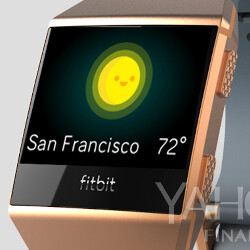 The Fitbit smartwatch leaks out, promises 4 days of battery life