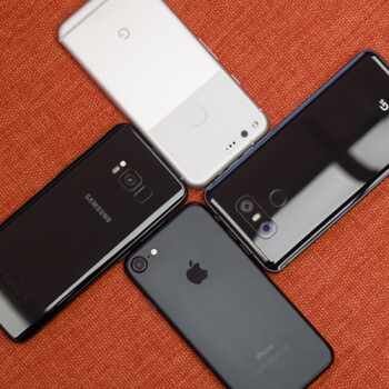 Blind camera comparison: Galaxy S8 vs iPhone 7, Google Pixel, and LG G6