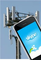 Skype for the iPhone also getting in on calls over 3G