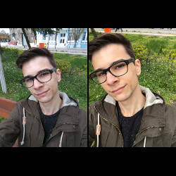 Results: What angle would you rather have on your selfie camera: wide or narrow?