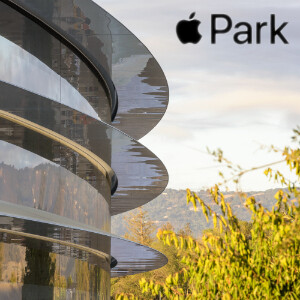 Started from the bottom, now we're here: 4K footage shows the current state of the Apple Park
