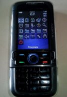 Three year old Nokia 5700 now seen running the BlackBerry OS?