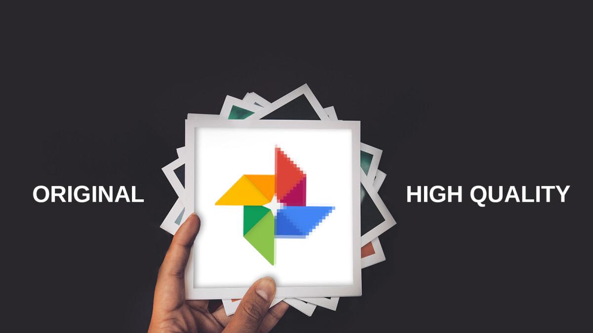 Google Photos High Quality Vs Original Phonearena