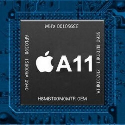 The A11 chip which will power the next iPhone and iPad is now in production at TSMC