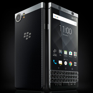 BlackBerry KEYone battery life test result really hits it out of the park