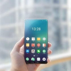 Rumors say Meizu plans to launch a bezel-less smartphone in 2018