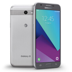 Entry-level Samsung Galaxy J3 (2017) priced at $179.99 via AT&T