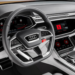 Future Audi and Volvo car models to run on Android