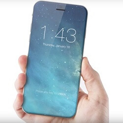 Apple granted patents for bezel-free display and in-screen Touch ID button