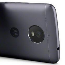 Moto E4 Plus press render, specs surface; yup, that's a 5000mAh juicer inside