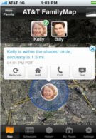 AT&T's FamilyMap App now available on App Store - keeps tabs on loved ones