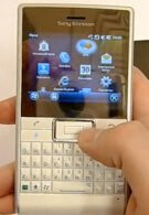Sony Ericsson Aspen gets previewed on video with Windows Mobile 6.5.3
