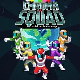 Assemble your own Power Rangers team in Chroma Squad on iOS