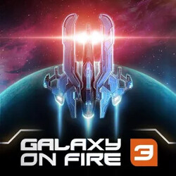 Ready your dogfighting skills, folks! Galaxy on Fire 3 – Manticore lands on Android