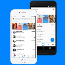 Facebook Messenger gets a redesigned home screen, new ways to navigate the app