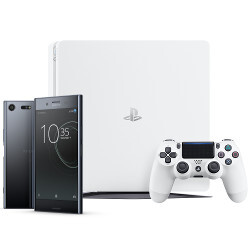 Greatest pre-order gift ever? Austrian telecom bundles free PS4 Slim with Xperia XZ Premium
