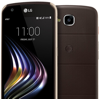 Rugged LG X venture launches this week on AT&T featuring carrier's
