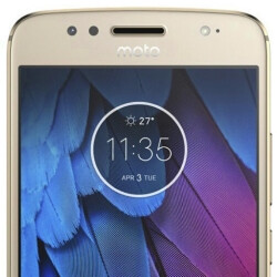 Leaked images offer first look at upcoming all-metal Moto G5S