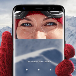 Picture from Results: Galaxy S8 / S8+ users, do you use your iris scanner at all?