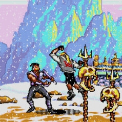 Cult Sega Genesis arcade fighter Comix Zone gets dusted off for the iPhone