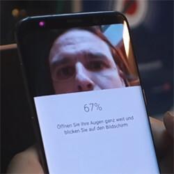"Fooling Galaxy S8's iris scanner deemed as ""unrealistic"" by Samsung"