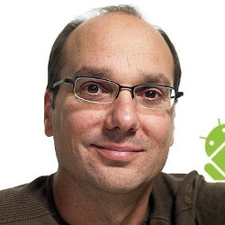 Andy Rubin's new high-end Android smartphone to be unveiled later today?
