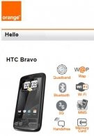 Internal documentation from Orange gives some insight to the HTC Bravo's specs?