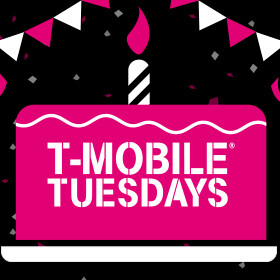 T-Mobile Tuesdays' 1-year anniversary will come with free stuff worth tens of millions of bucks