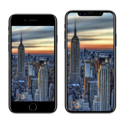 Apple iPhone 8 dimensions leak along with new renders