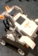 Android handset used as remote control for Lego Mindstorm