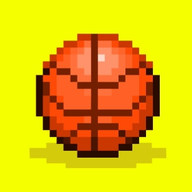 Bouncy Hoops: Play some flappy basketball, while waiting for the NBA finals