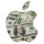 Apple grabs a whopping 83% of global mobile profits for Q1 2017, Samsung in second place with 13%