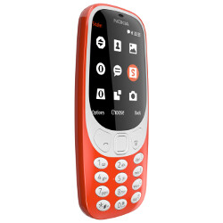 The U.S. version of Nokia 3310 works on T-Mobile's network only