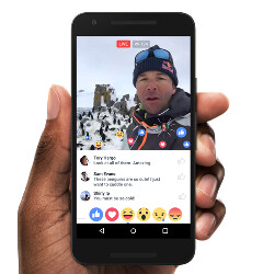 Facebook Live gains closed captions in the latest update
