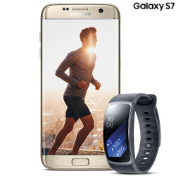 Deal: Get a free Samsung Gear Fit2 when you purchase a Galaxy S7 or S7 edge in the UK