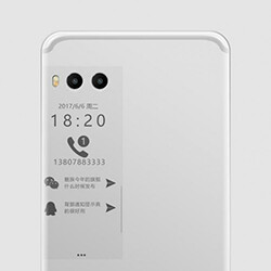 The Meizu Pro 7 will feature a weird looking rear-mounted display, multiple leaks suggest