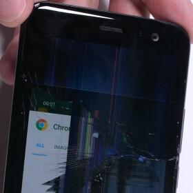 Watch the HTC U11 fail a popular durability test