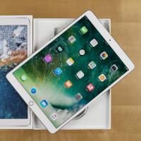 Apple iPad Pro 10.5 unboxing