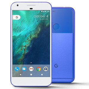 Google Play Store data suggests that just over 1 million Pixel, Pixel XL handsets have been sold