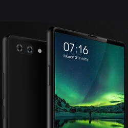 Maze Alpha up for pre-order: the most affordable bezel-less phone