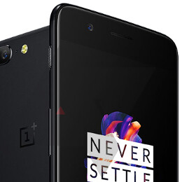 Check out the last few seconds of a OnePlus 5 television ad