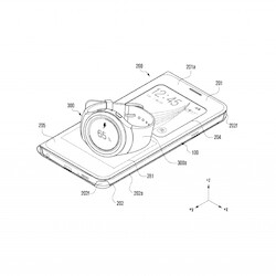Samsung patents smartphone case that could wirelessly charge your Gear watch