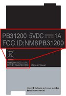HTC PB31200 jumps through the FCC flaunting CDMA bands