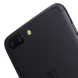 OnePlus 5 is now official: powerhouse with dual camera, Portrait mode and... copycat design