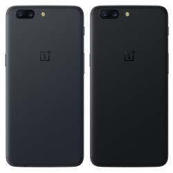 OnePlus 5 Slate Gray vs Midnight Black: which one to choose