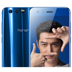 Honor 9 slowly makes its way to European markets