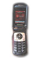Samsung SCH-A930 scores FCC approval