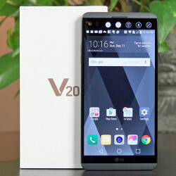 Score an unlocked LG V20 for just $354.99 after checkout code