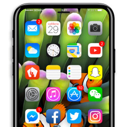 Latest Apple iPhone 8 dummy created to show a